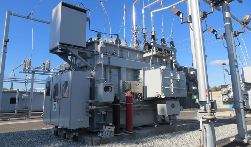 Renewable Energy Microgrid - power station