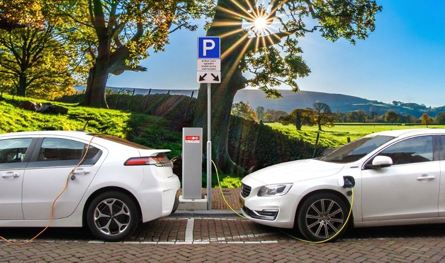 Evaluating the Footprint of Electric Car Production