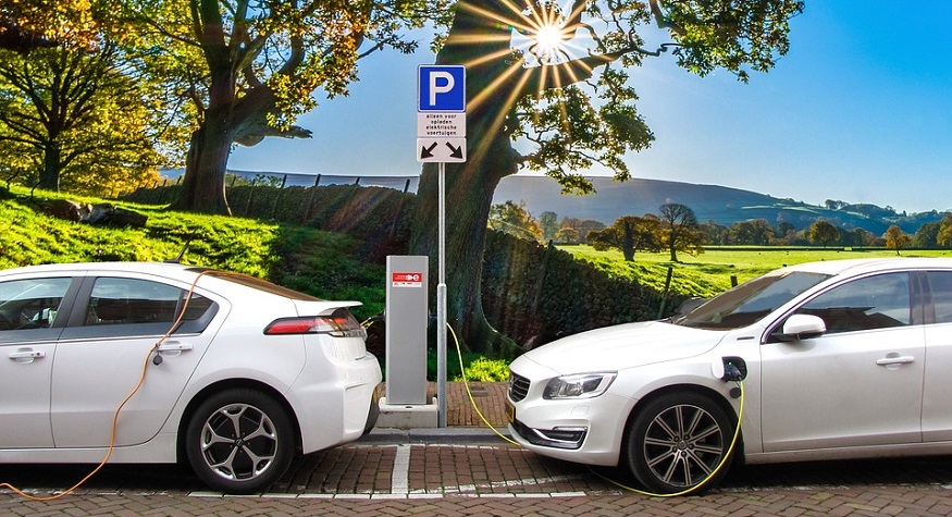 Electric and hydrogen vehicles - EVs charging