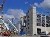 Hydrogen Innovation Center - Building Construction