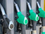 Hydrogen fuel stations in China - Image of pumps at gas station