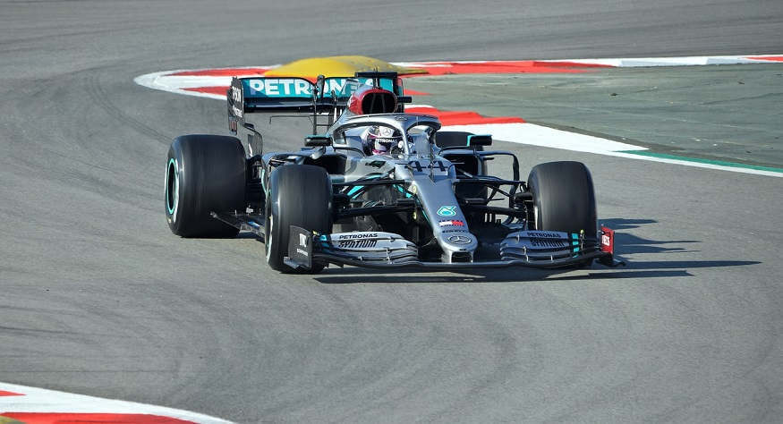 INEOS to spearhead Formula 1 hydrogen fuel technology initiative with Mercedes