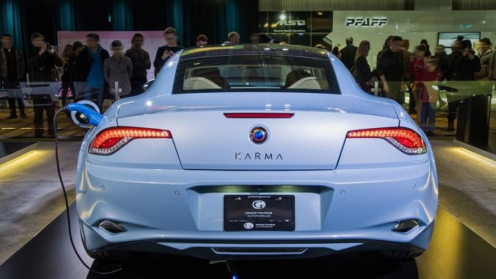 Karma Automotive seeks to make self-fuelling hydrogen-powered cars