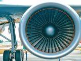 Hydrogen propulsion system - airplane engine