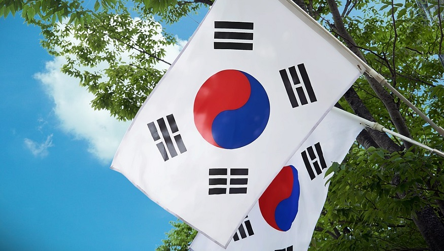 South Korean hydrogen infrastructure - South Korean flag