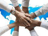 Asian hydrogen economy - Business - hands - world