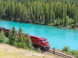 Hydrogen Locomotive Program - CP train in Canada