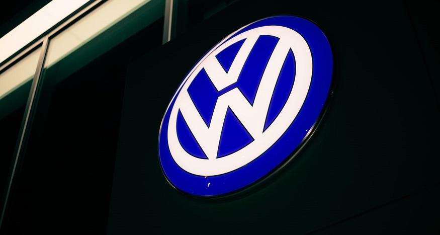 Hydrogen fuel cell future - Volkswagen Logo