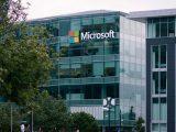 Hydrogen fuel cells - Microsoft building