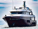 Maritime hydrogen fuel cell - Image of pleasure boat
