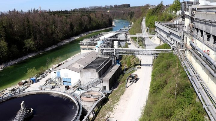 Severn Trent sewage treatment facility launches waste to energy project