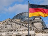 Green hydrogen economy - Germany government building