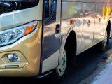 Hydrogen hybrid Bus - Image of a bus