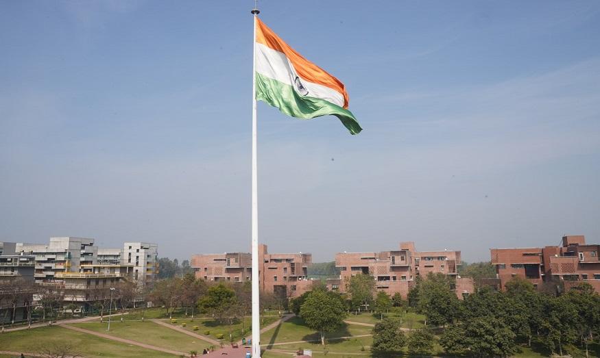 Hydrogen market - Buildings - India Flag