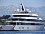 Hydrogen powered superyacht - Image of a superyacht