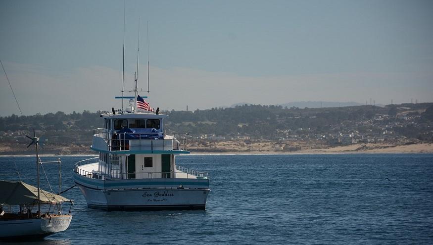 Marine Hydrogen Fuel - Fishing Boat in California waters