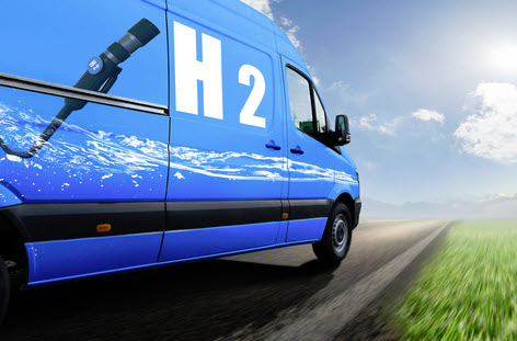 hydrogen fuel cell cars and infrastructure
