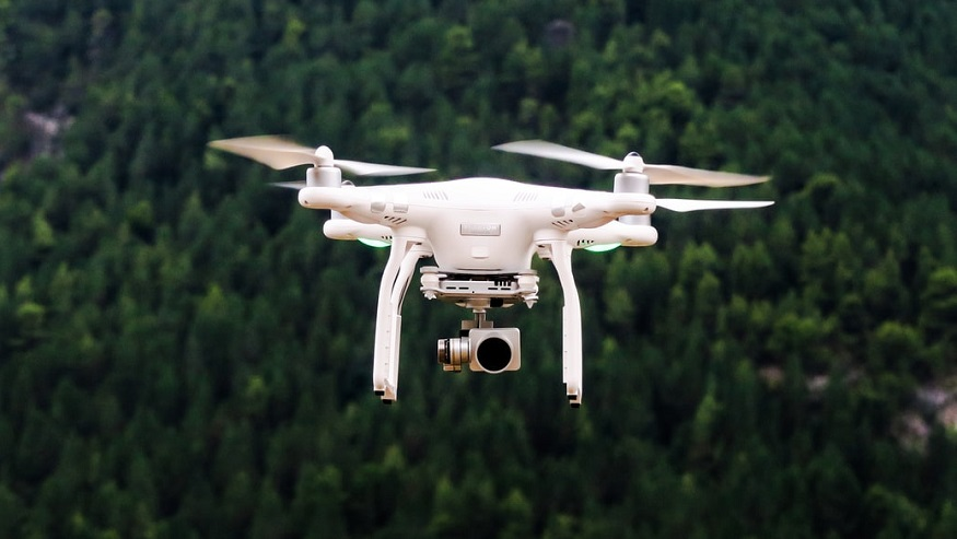 Hypower Lab to launch commercial hydrogen fuel cell drone