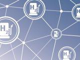 Hydrogen refueling network