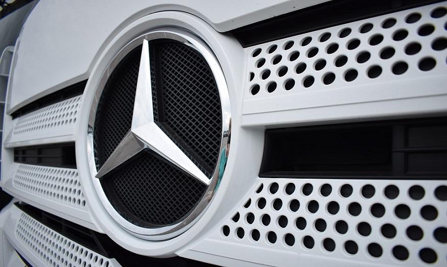The Mercedes-Benz GenH2 Truck prototype undergoes extensive testing