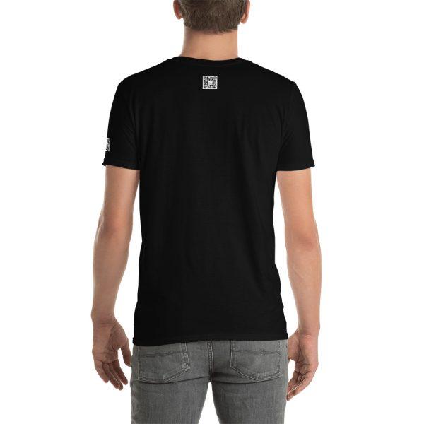 Hydrogen Everything Flows Short-Sleeve Unisex T-Shirt 38