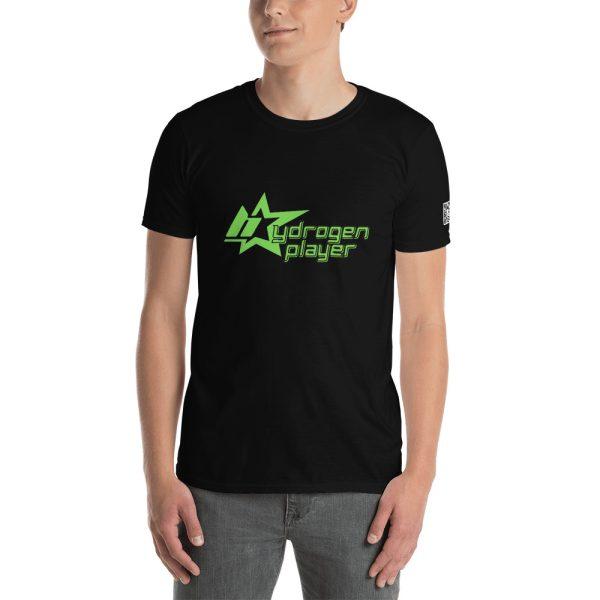 Hydrogen Player Short-Sleeve Unisex T-Shirt 4
