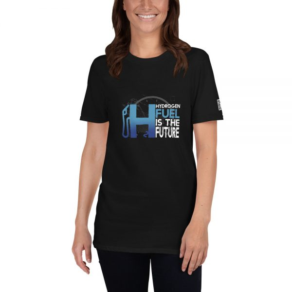Hydrogen Future Short-Sleeve Unisex T-Shirt 4