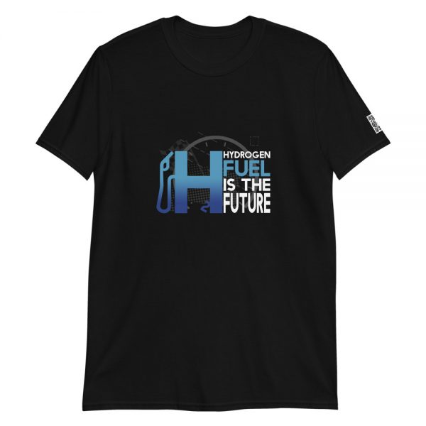 Hydrogen Future Short-Sleeve Unisex T-Shirt 7