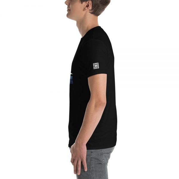 Clean Energy To The Moon Short-Sleeve Unisex T-Shirt 5