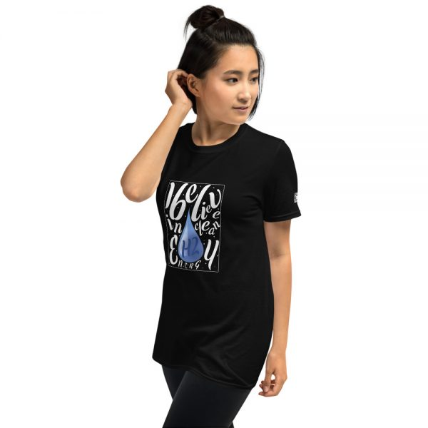 I Believe in H2 Clean Energy Short-Sleeve Unisex T-Shirt 12