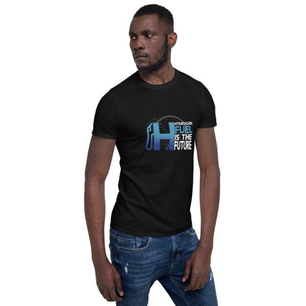 Hydrogen Future Short-Sleeve Unisex T-Shirt 10