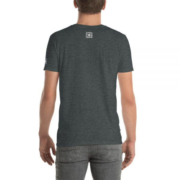 Hydrogen Everything Flows Short-Sleeve Unisex T-Shirt 22