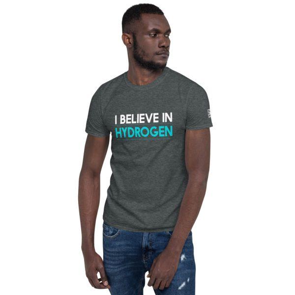 I Believe in Hydrogen Short-Sleeve Unisex T-Shirt 6