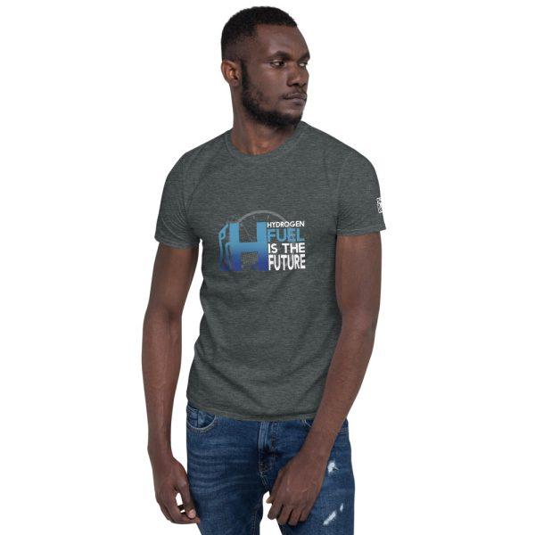 Hydrogen Future Short-Sleeve Unisex T-Shirt 17