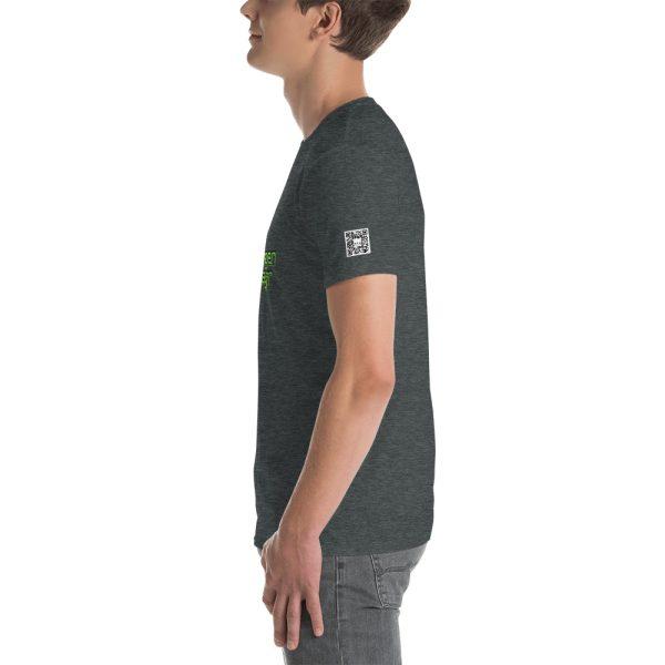 Hydrogen Player Short-Sleeve Unisex T-Shirt 11