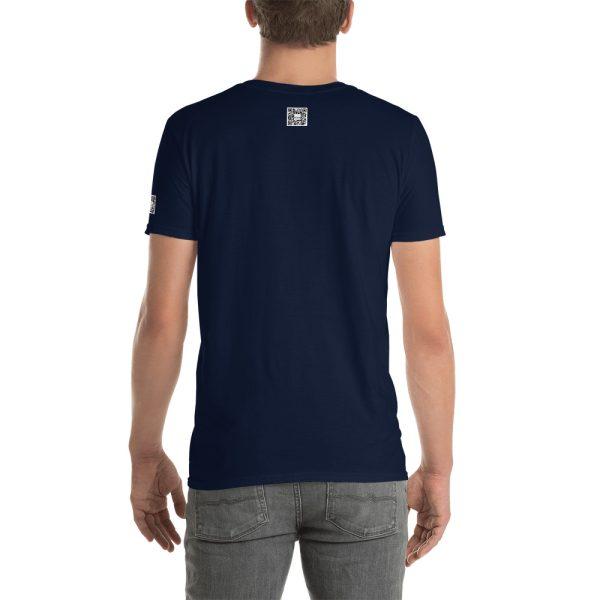 Hydrogen Everything Flows Short-Sleeve Unisex T-Shirt 19