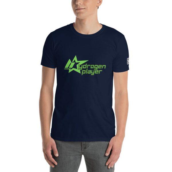 Hydrogen Player Short-Sleeve Unisex T-Shirt 7