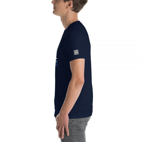 Clean Energy To The Moon Short-Sleeve Unisex T-Shirt 8