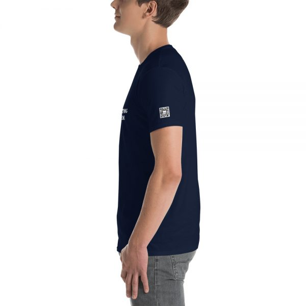 Hydrogen Everything Flows Short-Sleeve Unisex T-Shirt 43