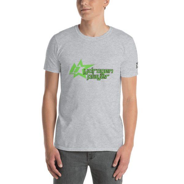 Hydrogen Player Short-Sleeve Unisex T-Shirt 13