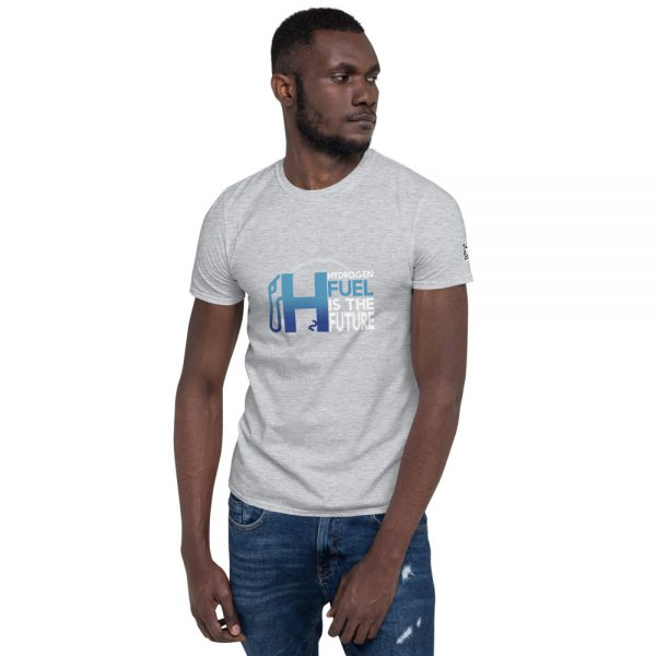 Hydrogen Future Short-Sleeve Unisex T-Shirt 1