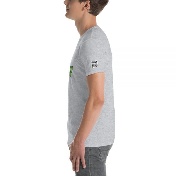Hydrogen Player Short-Sleeve Unisex T-Shirt 14