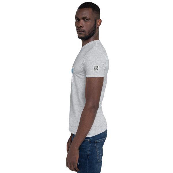 Hydrogen Future Short-Sleeve Unisex T-Shirt 23