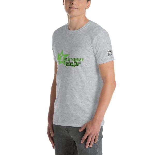 Hydrogen Player Short-Sleeve Unisex T-Shirt 15