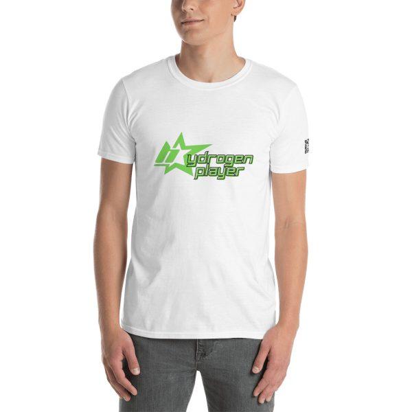 Hydrogen Player Short-Sleeve Unisex T-Shirt 1