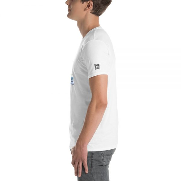 Clean Energy To The Moon Short-Sleeve Unisex T-Shirt 17