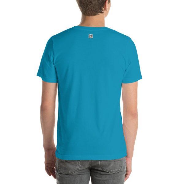 I Believe in Hydrogen Short-Sleeve Unisex T-Shirt - Multiple Colors 33