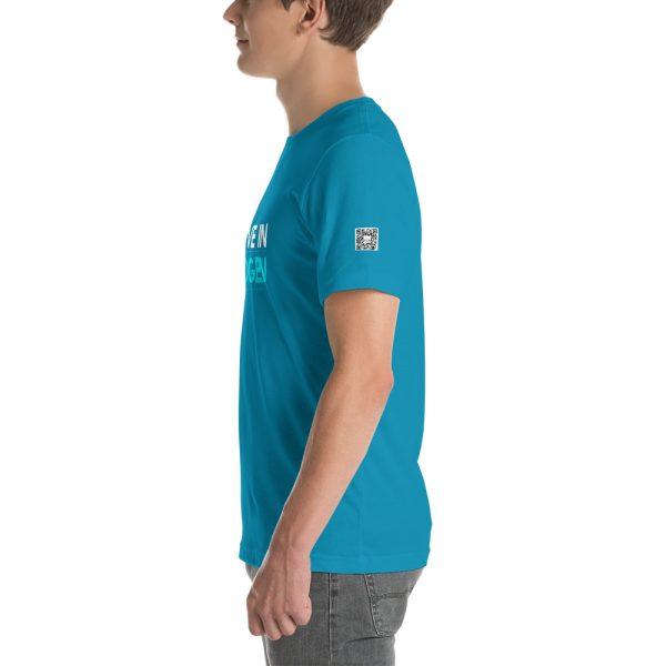 I Believe in Hydrogen Short-Sleeve Unisex T-Shirt - Multiple Colors 62