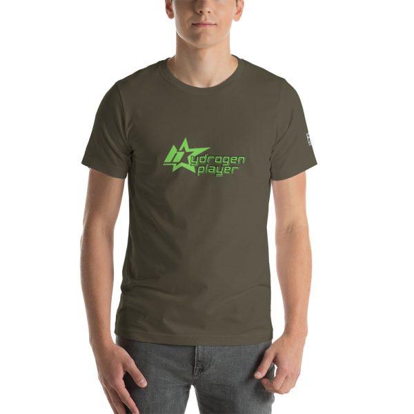 Hydrogen Player Short-Sleeve Unisex T-Shirt Multiple Colors 17