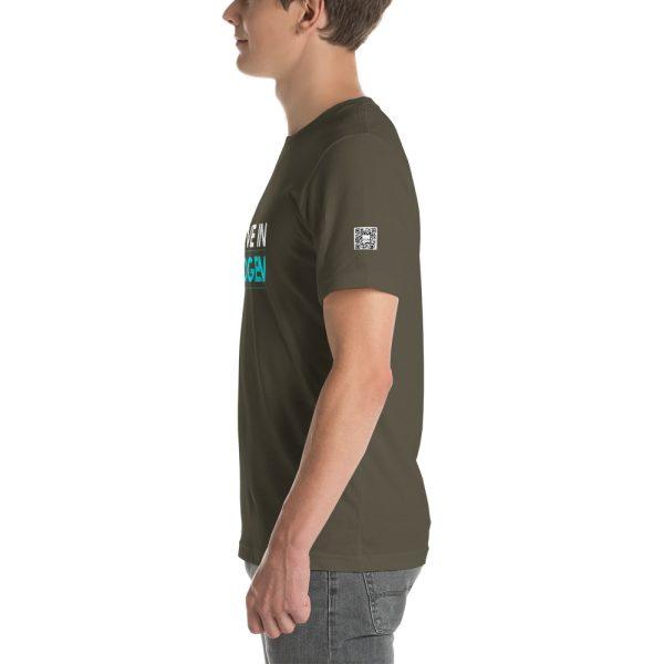 I Believe in Hydrogen Short-Sleeve Unisex T-Shirt - Multiple Colors 51